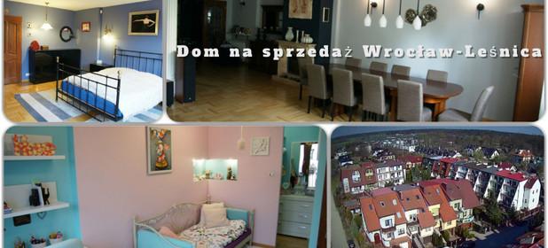 Dom na sprzedaż 256 m² Wrocław Fabryczna Leśnica - zdjęcie 1