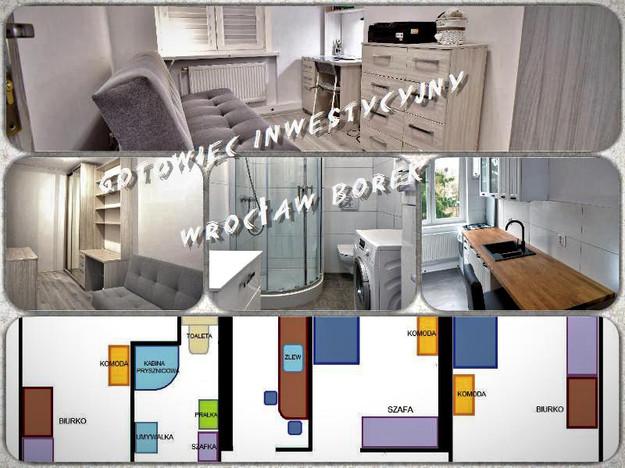 Morizon WP ogłoszenia   Mieszkanie na sprzedaż, Wrocław Borek, 55 m²   1026
