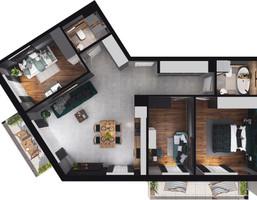 Morizon WP ogłoszenia   Mieszkanie w inwestycji Chwarzno Polanki, Gdynia, 82 m²   3977