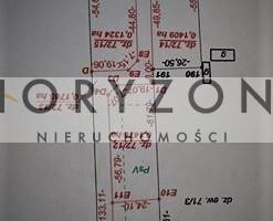 Morizon WP ogłoszenia | Działka na sprzedaż, Borowina, 1476 m² | 3023