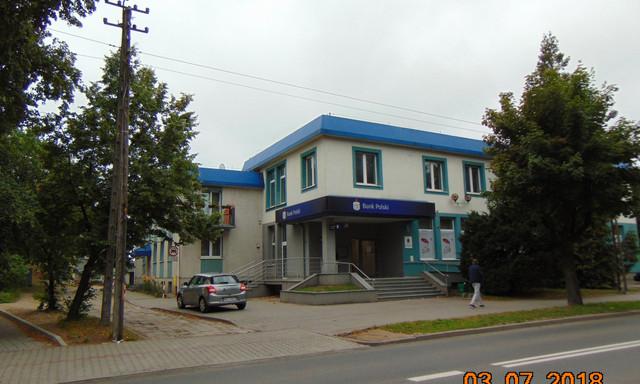 Biuro na sprzedaż <span>Olsztyński (pow.), Biskupiec (gm.), Niepodległości</span>