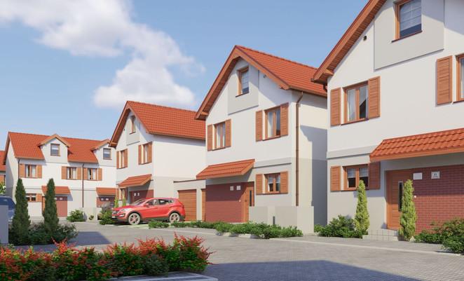 Morizon WP ogłoszenia | Dom w inwestycji Osiedle Bocian, Zgorzała, 96 m² | 0369