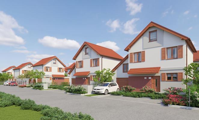 Morizon WP ogłoszenia | Dom w inwestycji Osiedle Bocian, Zgorzała, 121 m² | 3889