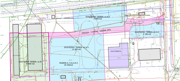 Grunt przemysłowy na sprzedaż 5660 m² Mysłowice Brzezinka Fabryczna 5a - zdjęcie 4