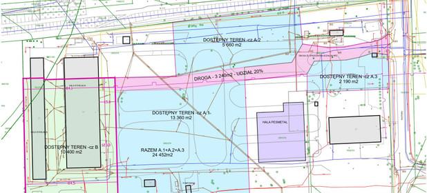 Grunt przemysłowy na sprzedaż 10400 m² Mysłowice Brzezinka Fabryczna 5a - zdjęcie 1