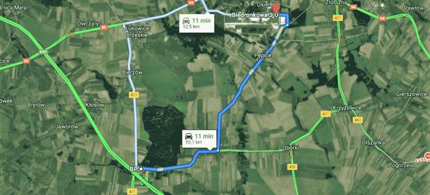 Grunt przemysłowy na sprzedaż 28096 m² brzeski Skarbimierz Biedronkowa 3 - zdjęcie 4