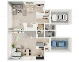 Morizon WP ogłoszenia | Dom w inwestycji Osada Borkowo, Borkowo, 154 m² | 5026