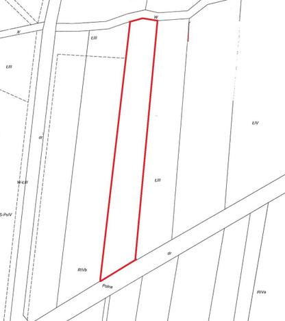 Morizon WP ogłoszenia | Działka na sprzedaż, Zabór, 2915 m² | 1666