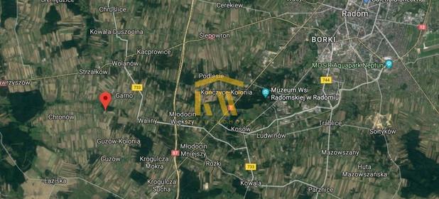 Działka na sprzedaż 2782 m² Szydłowiecki Orońsko Chronówek - zdjęcie 2