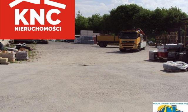 Przemysłowy na sprzedaż <span>Lublin, Zadębie</span>