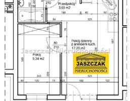 Morizon WP ogłoszenia | Mieszkanie na sprzedaż, Bydgoszcz Fordon, 34 m² | 5716