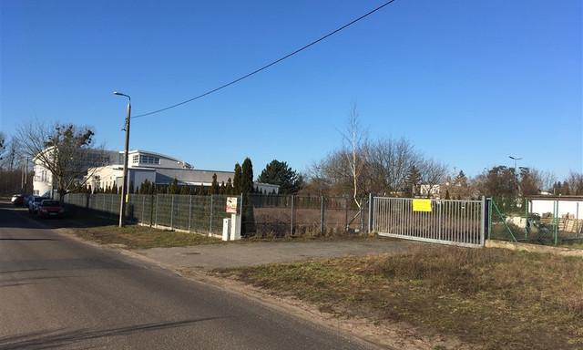 Handlowo-usługowy na sprzedaż <span>Poznań, Smochowice, Wejherowska</span>