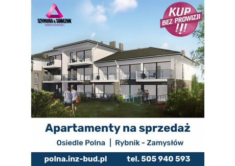 Mieszkanie na sprzedaż <span>Rybnik, Zamysłów, Polna</span> 1