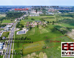 Morizon WP ogłoszenia | Działka na sprzedaż, Koszalin Gnieźnieńska, 23623 m² | 4052