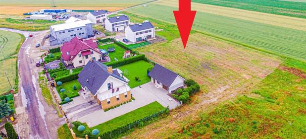 Działka na sprzedaż 1250 m² Poznański Komorniki Wiry Nowiny - zdjęcie 1