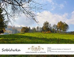 Morizon WP ogłoszenia | Działka na sprzedaż, Soblówka, 1050 m² | 5714