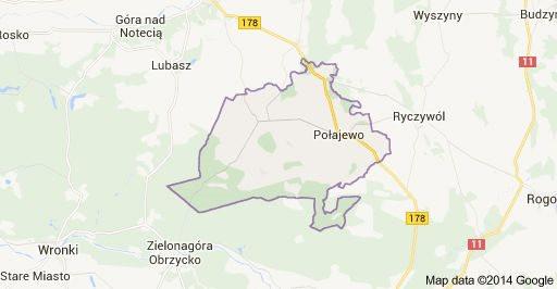 Działka na sprzedaż 1280 m² Czarnkowsko-Trzcianecki Połajewo Połajewko - zdjęcie 1