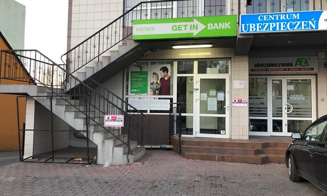 Lokal użytkowy do wynajęcia <span>Miechowski (pow.), Miechów (gm.), Sienkiewicza 8b</span>