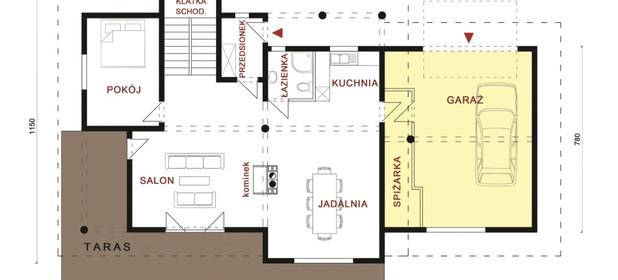 Dom na sprzedaż 235 m² Limanowski (Pow.) Niedźwiedź (Gm.) Podobin - zdjęcie 2