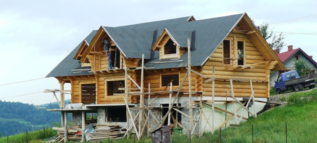 Dom na sprzedaż 235 m² Limanowski (Pow.) Niedźwiedź (Gm.) Podobin - zdjęcie 1