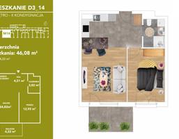 Morizon WP ogłoszenia | Mieszkanie na sprzedaż, Katowice Podlesie, 46 m² | 3821