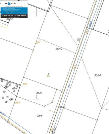 Morizon WP ogłoszenia | Działka na sprzedaż, Chyliczki Letnia, 1267 m² | 5269