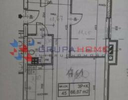 Morizon WP ogłoszenia | Mieszkanie na sprzedaż, Piaseczno gen. mjr. Jana Grochowskiego, 67 m² | 5814
