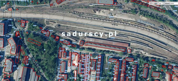 Działka na sprzedaż 605 m² Kraków M. Kraków Krowodrza, Łobzów Składowa - zdjęcie 3