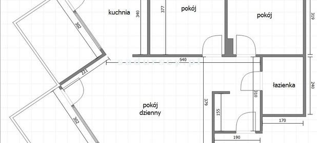 Mieszkanie na sprzedaż 62 m² Kraków M. Kraków Bronowice Kołowa - zdjęcie 3
