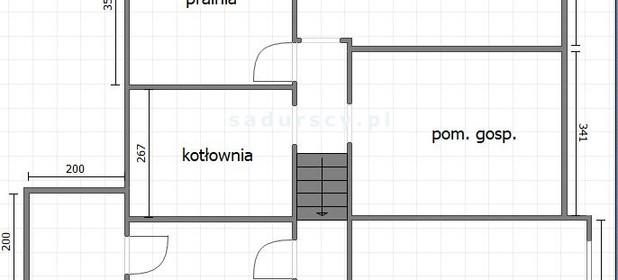 Dom na sprzedaż 297 m² Kraków M. Kraków Zwierzyniec, Wola Justowska Korzeniowskiego - zdjęcie 3