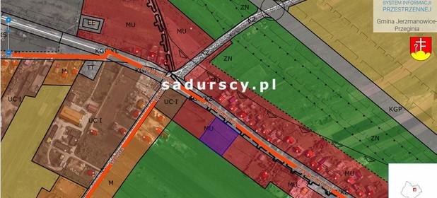 Działka do wynajęcia 10256 m² Krakowski Jerzmanowice-Przeginia Jerzmanowice al. Jana III Sobieskiego - zdjęcie 2