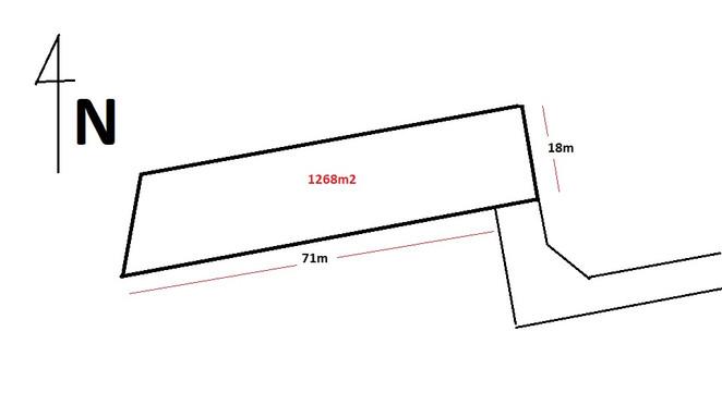 Morizon WP ogłoszenia | Działka na sprzedaż, Lipków Jakubowicza, 1268 m² | 5948
