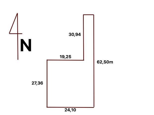 Morizon WP ogłoszenia | Działka na sprzedaż, Blizne Jasińskiego Okrzei, 848 m² | 9379