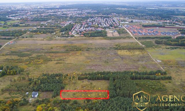 Działka na sprzedaż <span>Białystok, Bagnówka</span>