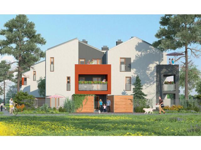 Morizon WP ogłoszenia | Mieszkanie w inwestycji DĄBRÓWKA, LEŚNA POLANA – DOPIEWIEC, Dąbrówka, 54 m² | 0439