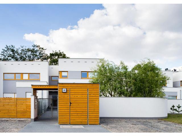 Morizon WP ogłoszenia | Dom w inwestycji DĄBRÓWKA, LEŚNA POLANA – DOPIEWIEC, Dąbrówka, 75 m² | 7420