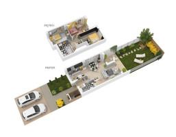 Morizon WP ogłoszenia | Dom w inwestycji DĄBRÓWKA, LEŚNA POLANA – DOPIEWIEC, Dąbrówka, 75 m² | 7494