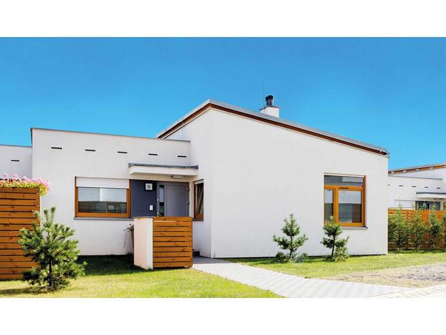 Morizon WP ogłoszenia | Dom w inwestycji DĄBRÓWKA, LEŚNA POLANA – DOPIEWIEC, Dąbrówka, 122 m² | 0500