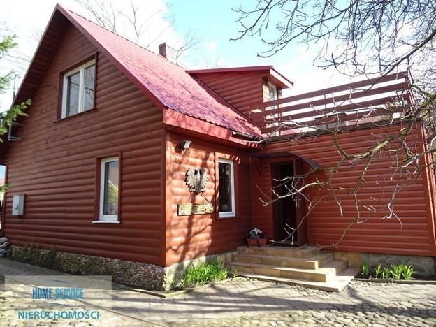 Morizon WP ogłoszenia   Dom na sprzedaż, Białystok Nowe Miasto, 120 m²   0321