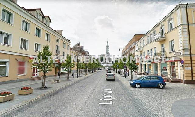 Komercyjne do wynajęcia <span>Białystok M., Białystok, Centrum, Lipowa</span>