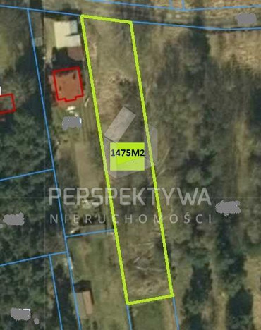 Morizon WP ogłoszenia   Działka na sprzedaż, Wilkanowo, 1475 m²   4071