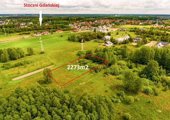 Morizon WP ogłoszenia   Działka na sprzedaż, Białystok Dojlidy Górne, 2273 m²   7287