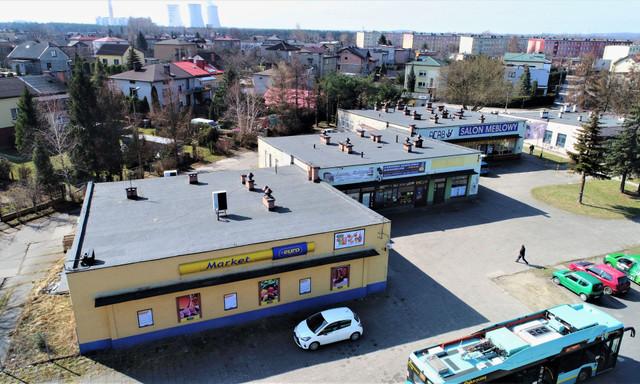 Lokal handlowy na sprzedaż <span>Jaworzno, Dąbrowa Narodowa, Katowicka</span>