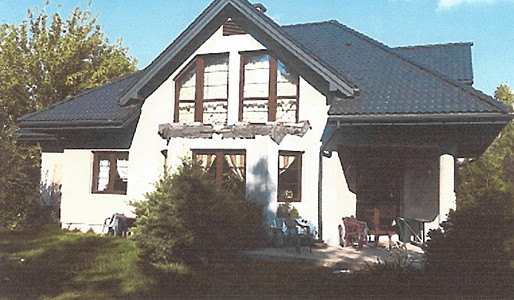 Działka na sprzedaż <span>Warszawski Zachodni (pow.), Leszno (gm.), Zaborów, Jesienna - nieruchomość zabudowana</span>