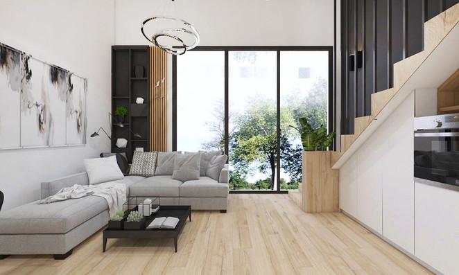 Morizon WP ogłoszenia | Mieszkanie w inwestycji Apartamenty Cechowa, Kraków, 62 m² | 3895