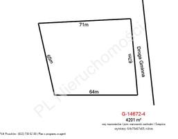 Morizon WP ogłoszenia | Działka na sprzedaż, Święcice, 4201 m² | 4602