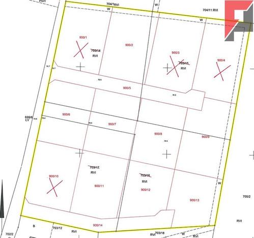 Morizon WP ogłoszenia | Działka na sprzedaż, Nowy Tomyśl, 900 m² | 2309