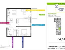 Morizon WP ogłoszenia | Mieszkanie na sprzedaż, Warszawa Białołęka, 54 m² | 0531