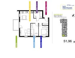 Morizon WP ogłoszenia | Mieszkanie na sprzedaż, Warszawa Białołęka, 52 m² | 9754