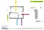 Morizon WP ogłoszenia | Mieszkanie na sprzedaż, Warszawa Białołęka, 40 m² | 3486